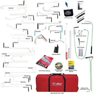 High Tech Tools Super Pro Complete Set Spro - Locksmith.Supply