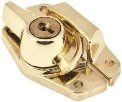 illco Keyed Window Sash Lock