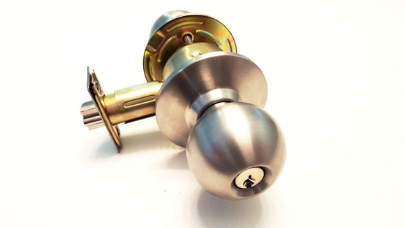 LSDA Grade 2 Commercial Entry Door Knob - Locksmith.Supply