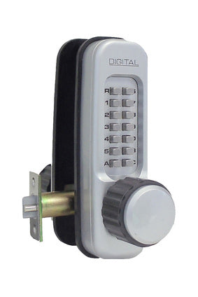 Lockey, Push Button Lock 1600MG - Locksmith.Supply