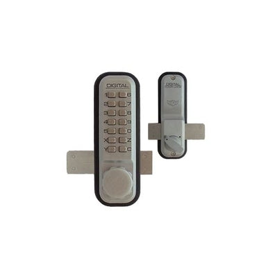 Lockey, Push Button Lock, 2200SC - Locksmith.Supply
