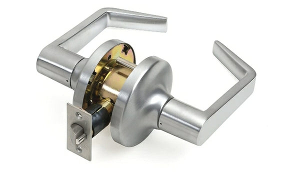 TELL LC1010 Series Grade 1 Passage Lever lock