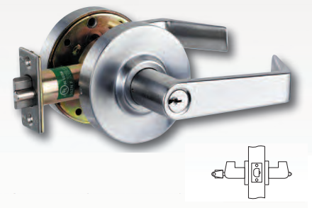 Arrow Assa Abloy QL81 Entrance Lever - Locksmith.Supply