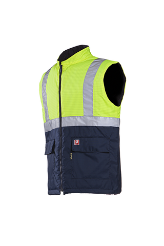Multinormen bodywarmer