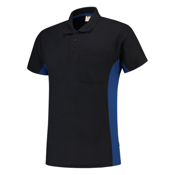 Poloshirt Bi-Colour