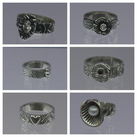 Ring Making Workshop - Intermediate Level