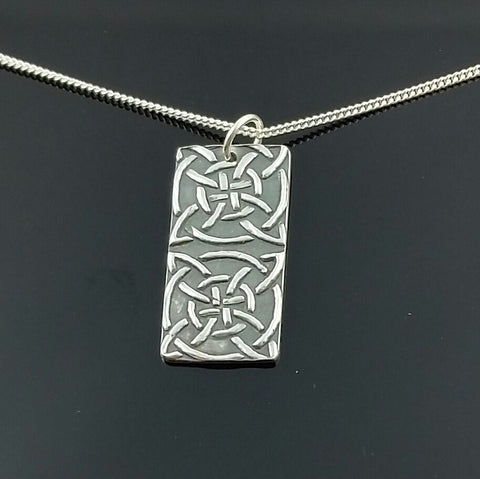 Celtic Rectangular Two Squares