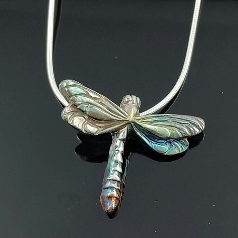 Dragonfly Pendant Large