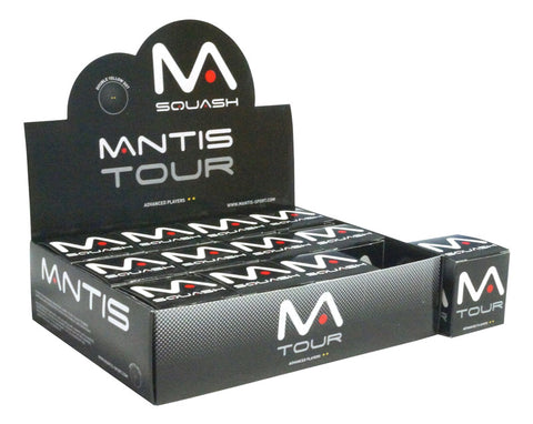 Mantis Tour Squash Ball