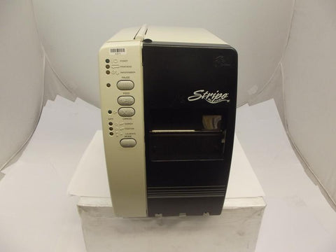 Zebra Stripe S500 label printer B/W