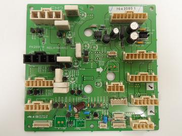 Canon FM2-0843-000 DC Power Relay PCB Assembly