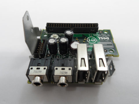 Dell 0KJ257 USB/Audio I/O Power Board