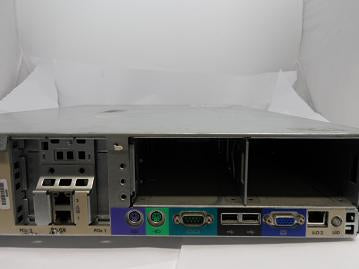 HP DL380 G4 2 x 3.4Ghz 2Gb No HDD 2U Server