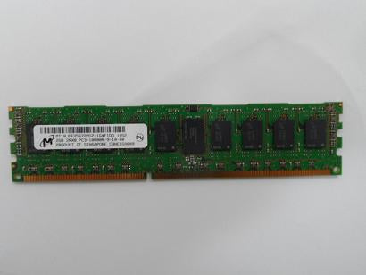 HP/Micron 2GB PC3-10600 DDR3-1333MHz 240-Pin DIMM