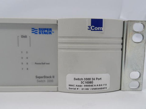 3Com SuperStack II 3300 External Switch 3300