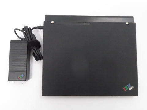 IBM Thinkpad X41 1.6GHz Notebook Laptop