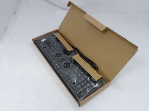 Acer Black USB UK Keyboard