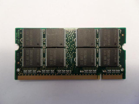 Samsung 1GB PC2700 CL2.5 16c 64x8 SODIMM