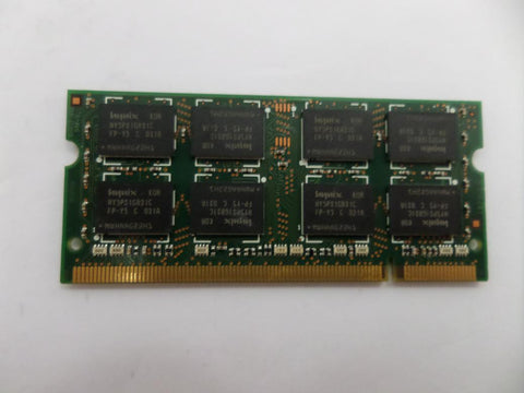 Hynix 2GB PC2-5300 DDR2-667MHz 200-Pin SoDimm
