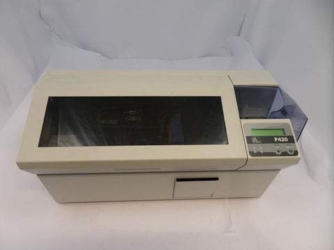 Zebra P420C Card Printer