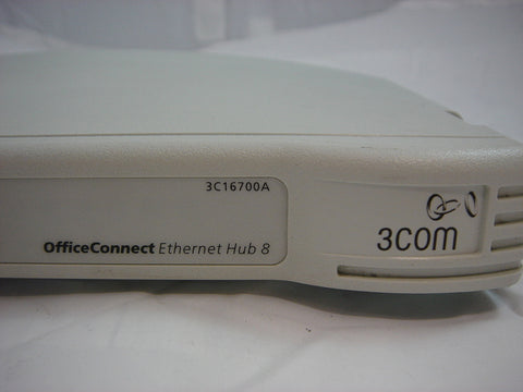 3Com Office Connect Networking Hub ( 3C16700A 1670-010-050-2.00  7025014813880 3Com )