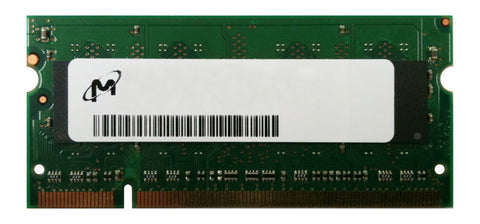 256MB PC2-4200 DDR2-533MHz non-ECC CL4 200-Pin SoDimm Single Rank Memory Module (MT4HTF3264HY-53ED3 REF)