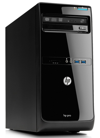 HP P3515 Pro Micro tower PC AMD 3600 (B5J26EA)