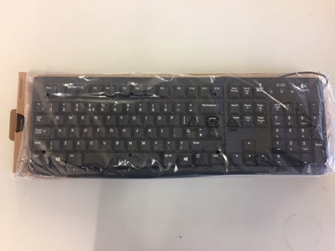 Logitech Keyboard (K120 NEW)