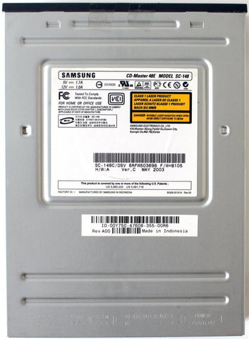 Samsung CD-Master ( SC-148 USED )