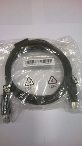 DELL  CABLE 389G1758 HP  CABLE 917468 6 FT  3.0 USB A TO B MALE TO MALE ( 389G1758 917468 )