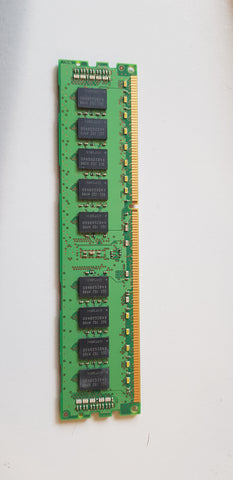 Samsung 4GB PC3-10600 DDR3-1333MHz ECC Registered CL9 240-Pin DIMM 1.35V Low Voltage Dual Rank Memory Module (M393B5273DH0-YH9)