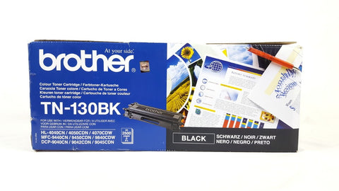 Brother Original Black Toner (TN 130BK NEW)