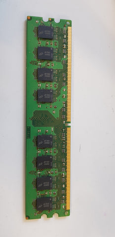 Micron /Crucial 1GB PC2 5300 DDR2 667MHz 240 Pin DIMM