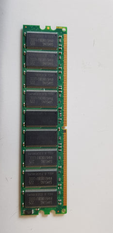 Integral 1GB PC-3200 ECC Unbuffered 400MHz 184Pin  DDR Desktop Memory Module (IN1T1GESKCX)