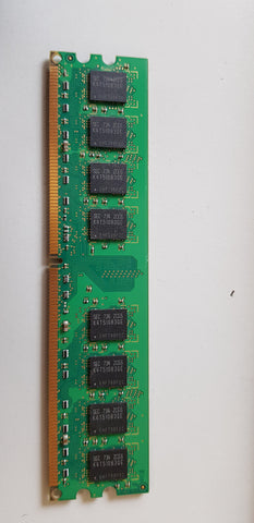 Samsung 1GB PC2-5300 DDR2-667MHz 240-Pin DIMM Memory Module
