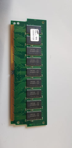 Samsung 128MB PC100 100MHz 60ns ECC 200-Pin DIMM Memory for Sun Ultra SPARCengine (M344C0883CT3-C60S0)