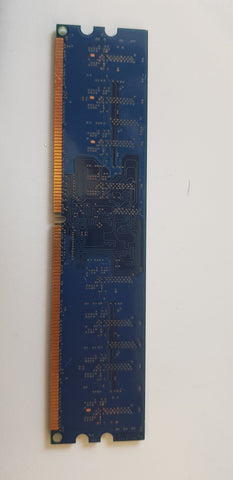 Elixir 512MB PC2-5300 DDR2-667MHz non-ECC Unbuffered CL5 240-Pin DIMM Single Rank Memory Module (M2Y51264TU88B0B-3C)