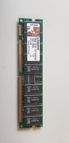 Kingston 1GB PC133 133MHz ECC Registered CL3 168-Pin DIMM Memory Module for Dell 311-1363 (KTD-PE1550/1024A  9965086-003)