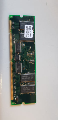 Samsung 256MB PC133R CL3 ECC Registered 168Pin SDRAM DIMM (M390S3253DT1-C7A)