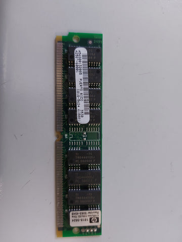HP 4MB Simm Non Parity FastPage Memory (1818-5624)