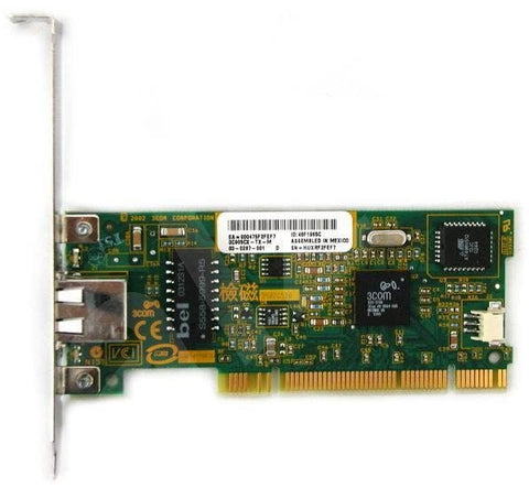 3COM 10/100 Managed Network Interface Card (3C905CX TX M USED)