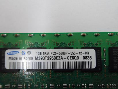 HP/Samsung 1GB PC2-5300 DDR2-667MHz 240pin DIMM