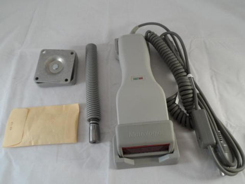 Metrologic Wedge Barcode Scanner