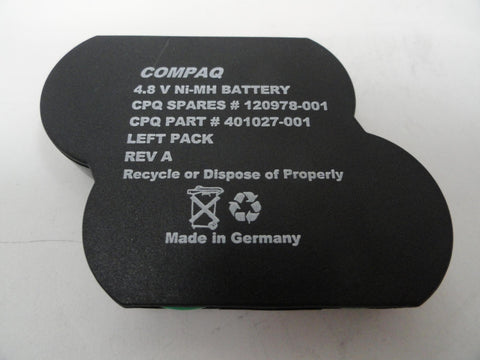 HP 4.8v Ni-MH Back Up Battery Left From DL580R01