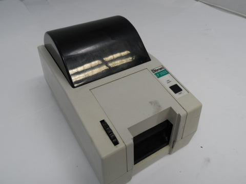 EII LP2022SE label printer (front panel missing)