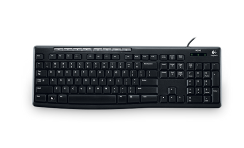 Logitech Media PS/2 Keyboard