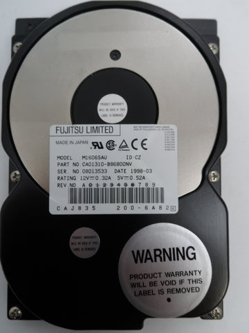 Fujitsu 1GB SCSI 50 Pin 5400rpm 3.5in HDD