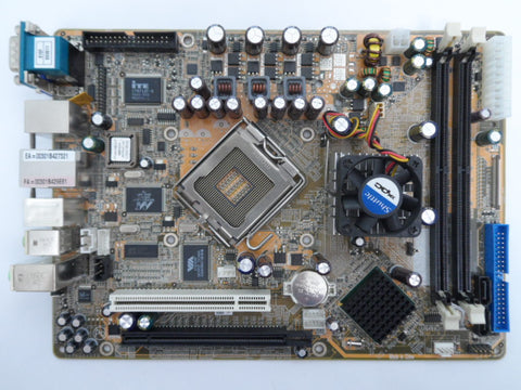 Shuttle SD32G20 Motherboard