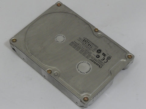 "Quantum 3.2GB SCSI 50Pin 5400rpm 3.5"" HDD"