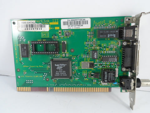 3Com EtherLink III 10/100 Network Adapter - ISA